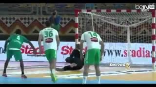 resume algerie vs nigeria handball coupe d afrique 2016