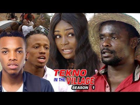 Tekno in the village Season 1 - 2018 Latest Nigerian Nollywood Movie Full HD