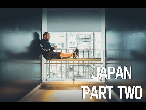 Vlog: Japan Part Two