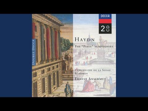 "Haydn: Symphony In B Flat, H.I No.85 -""La Reine"" - 2. Romance (Allegretto)"