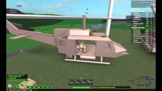 Roblox Armored Patrol [Episode 1] Get Out of the Chopper!