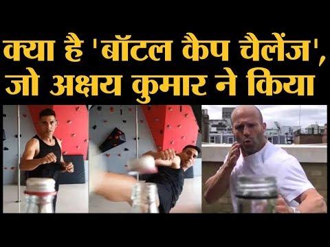 Akshay Kumar ने हॉलीवुड स्टार Jason Statham से इंस्पायर होकर क्यों  बनाया ये Video