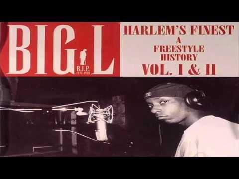 Big L - Harlem's Finest (A Freestyle History Vol. I & II) - 2003  (Full Album)
