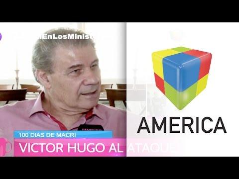 Víctor Hugo Morales, polémico sobre el caso Nisman: Por supuesto que se suicidó