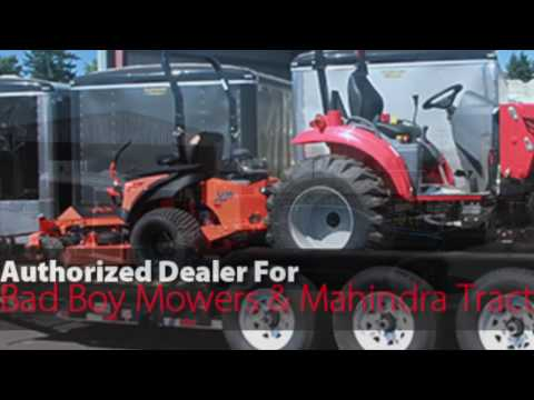 Trailer Sales in Portland ~ Trailer City, Portland, OR ~ Mower & Tractor Sales