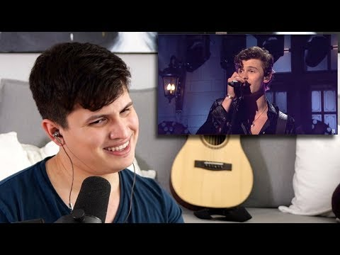 Vocal Coach Reacts to Shawn Mendes  On SNL