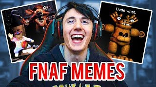 FNAF MEME REVIEW Video