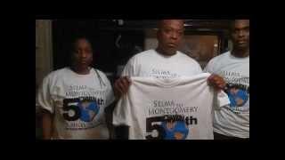 Selma To Montgomery 50th Anniversary