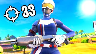 INCROYABLE 33 KILLS THE BEST SOLO VS SQUAD PLAYER CHAPTER 2 !!