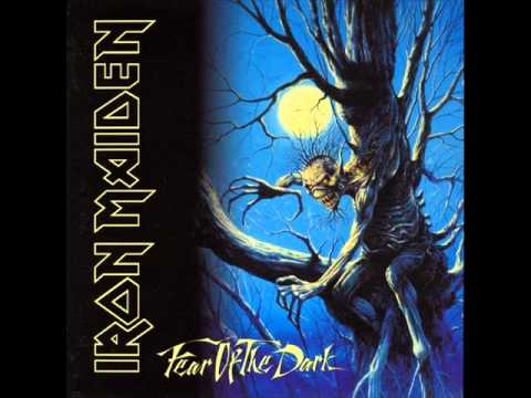 Iron Maiden  Fear of The Dark HQ