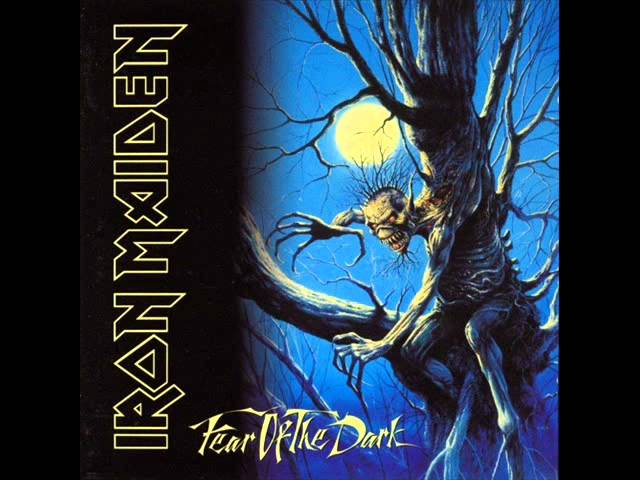 Iron Maiden - Fear of The Dark (HQ)