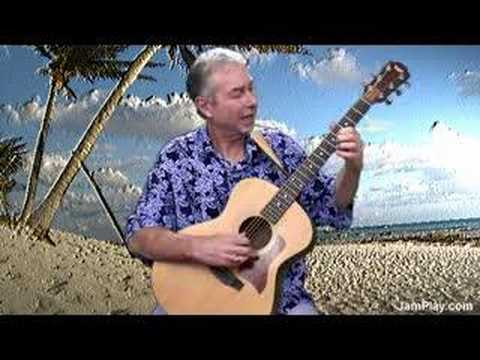 Hawaiian Slack Key Guitar Lesson