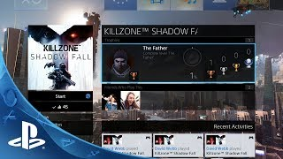 PlayStation 4 Launch | PS4 UI with Eric Lempel