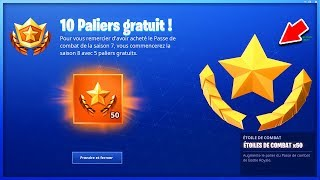 VOICI 10 FREE PALIER to RE-REREON on Fortnite!