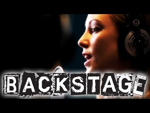 BACKSTAGE - Aviva Mongillo & Josh Bogert: Dig Deep | Disney Channel Songs