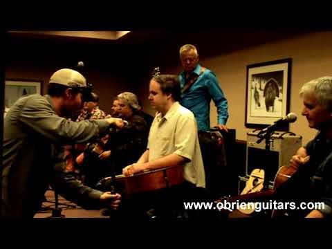 Guitar Town 2014 acoustic musicians guitar workshop
