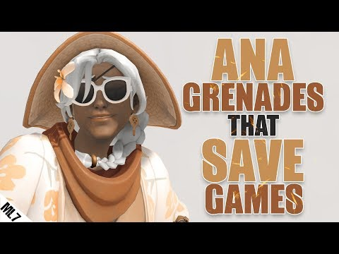 mL7 | ANA GRENADES THAT SAVE GAMES