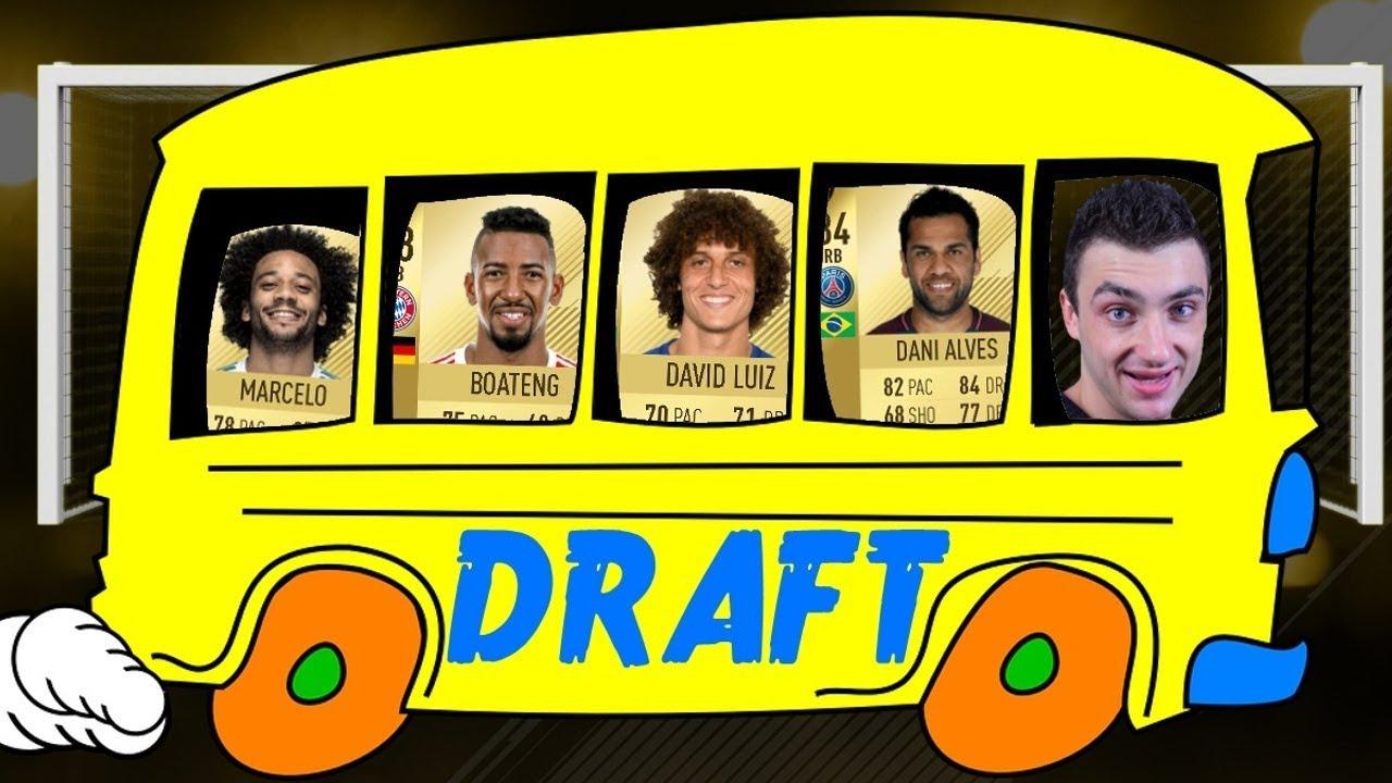 AUTOBUS DRAFT | FIFA 18