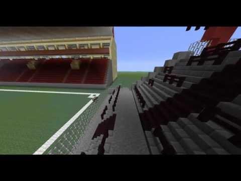 Minecraft - Stadion an der Alten Försterei Berlin + Download