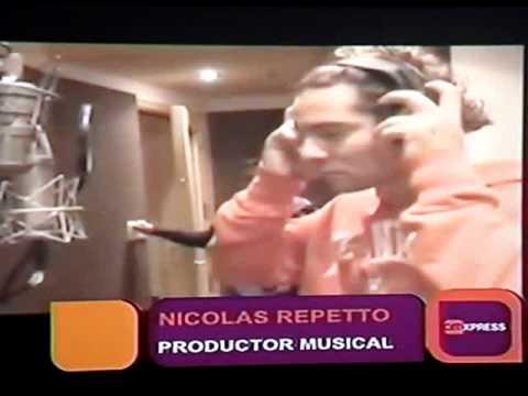 Nicolas Repetto Productor Musical de Metronomo Music