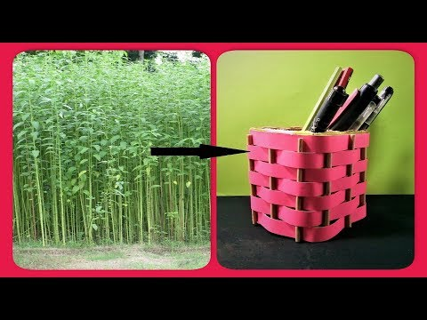 How to make awesome Paper Pen Stand   Paper Crafts by Awesome Maker 5-Minute Crafts