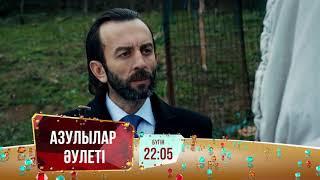 «Жетіншіде» бүгін «Азулылар әулеті» жаңа түрік телехикаясының 70 шығарылымын 22:05 көріңіздер!