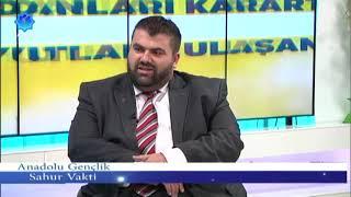 Anadolu Gençlik Sahur Vakti || İlk Sahur ilk Heyecan || 1.Gece
