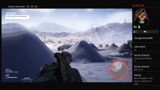 GHOST RECON PVP