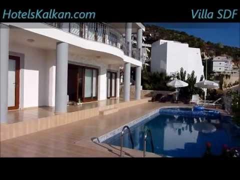 Villa Sedef - villas to rent in Kalkan / Turkey by hotelskalkan.com