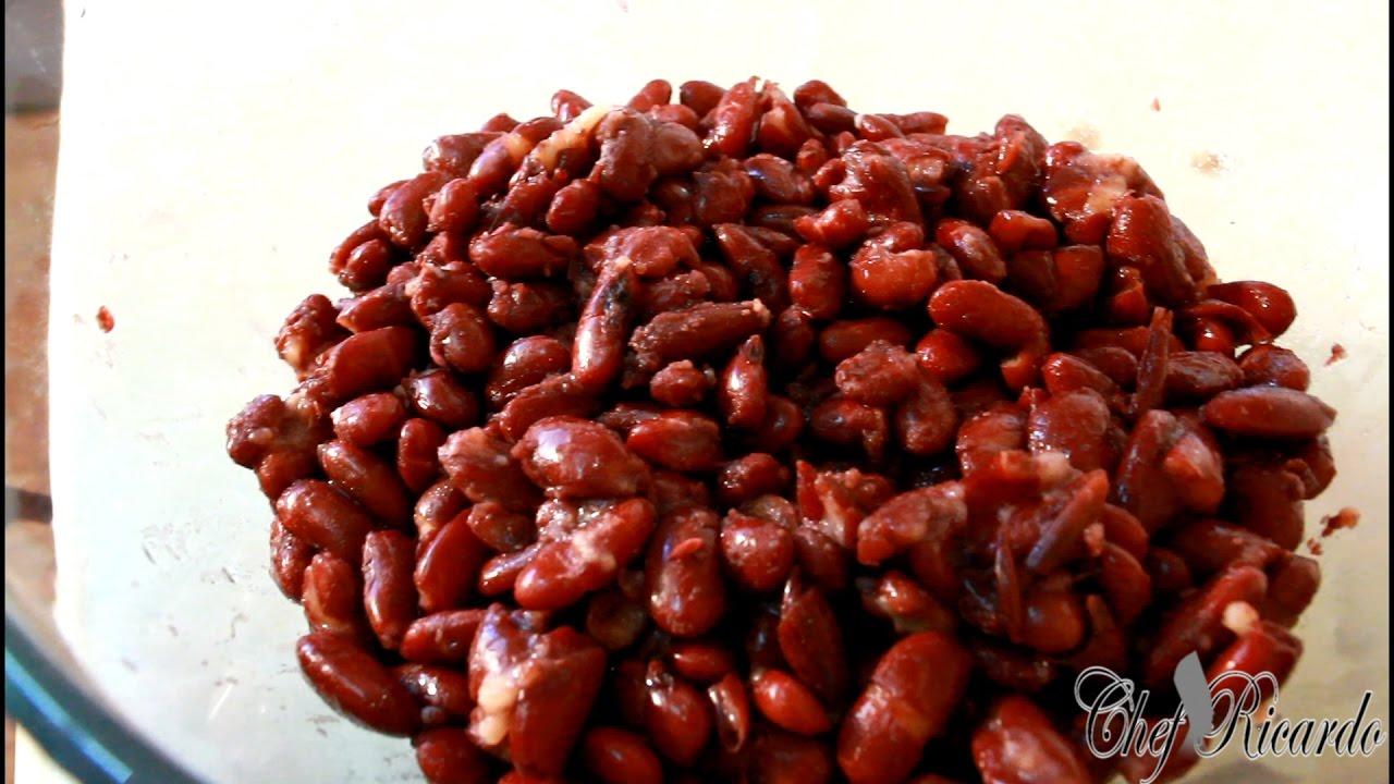 Tips And Ideas About Cooking Red Kidney Beans  Chef Ricardo Cooking