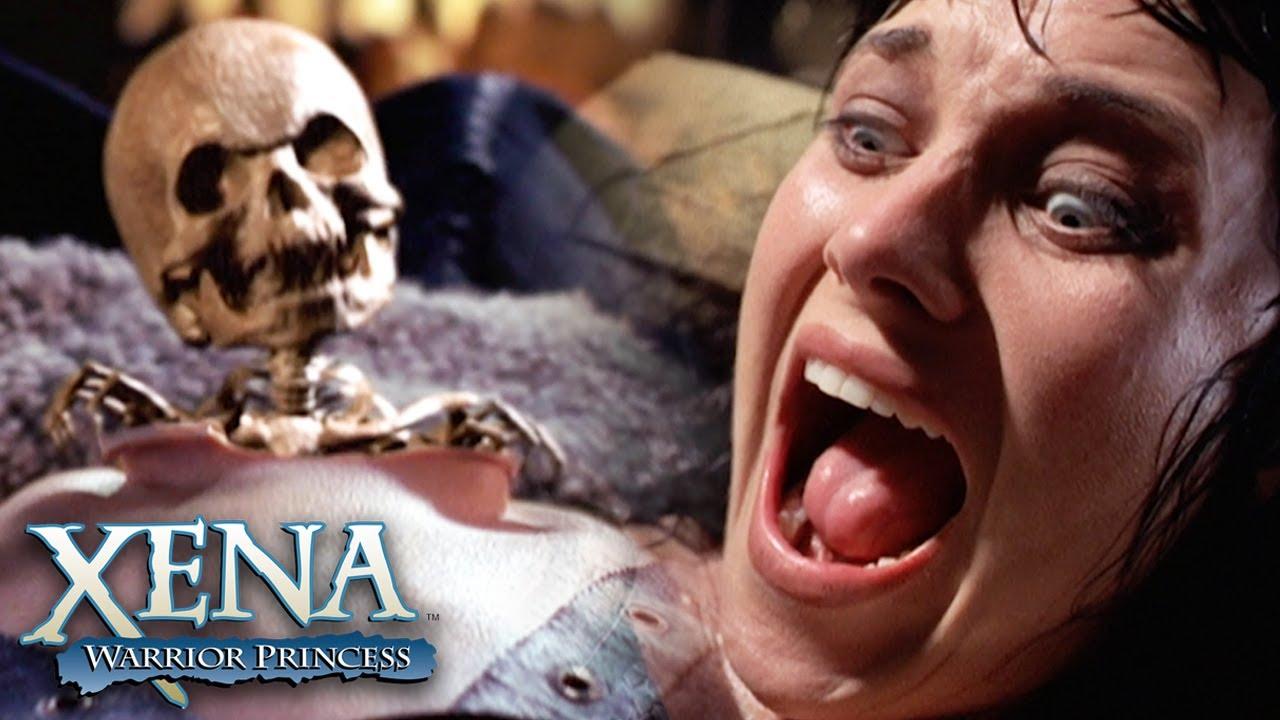 Download Xena Gives Birth to a Skeleton   Xena: Warrior Princess