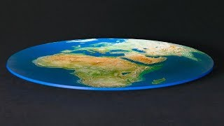 PROOF THE EARTH IS FLAT