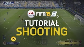 FIFA 15 Tutorial: Shooting
