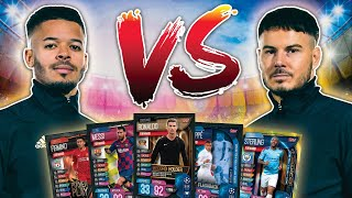 BILLY WINGROVE VS JEREMY LYNCH - EPIC PACK OPENING BATTLE!