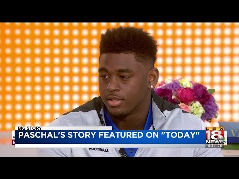 """Paschal's Fight Against Melanoma Features On """"Today"""" Show"""