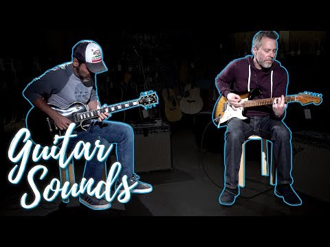 Guitar Sounds New Series w/ Special Guest Brett Papa (Coming March 20th)