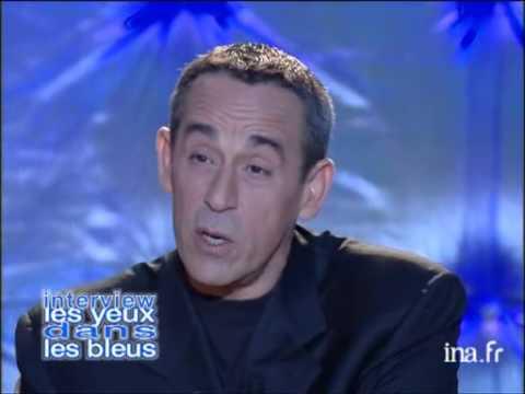 Interview Les yeux dans les bleux Claude Makélélé - Archive INA
