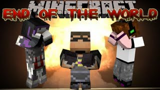 Minecraft: The End Of The World 2012