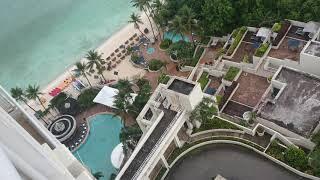 괌 ㅡ웨스틴호텔  베란다 뷰