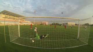 Оренбург - Вождовац - 0-3