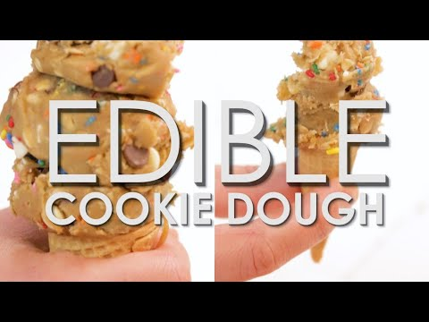 Edible Cookie Dough | Rachael Ray Show