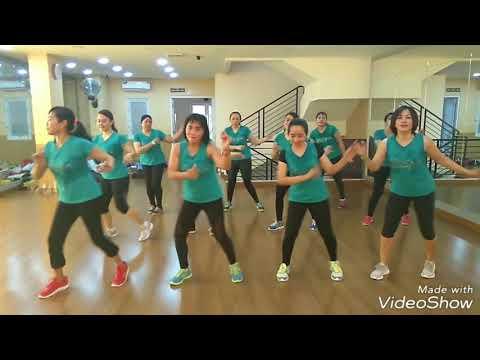 "Dangdut ""Jaran Goyang"" (Nella Kharisma) Dance For Fitness And Fun Part 2"