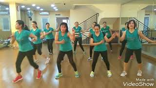 "Dangdut ""Jaran Goyang"" (Nella Kharisma) Dance For Fitness And Fun Part 2"