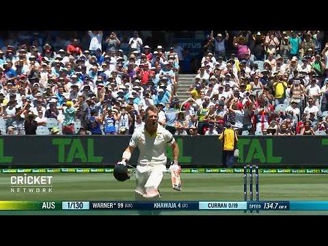 Fourth Test: Australia v England, day one