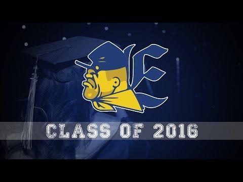 2016 Eastwood High School Graduation Ceremony
