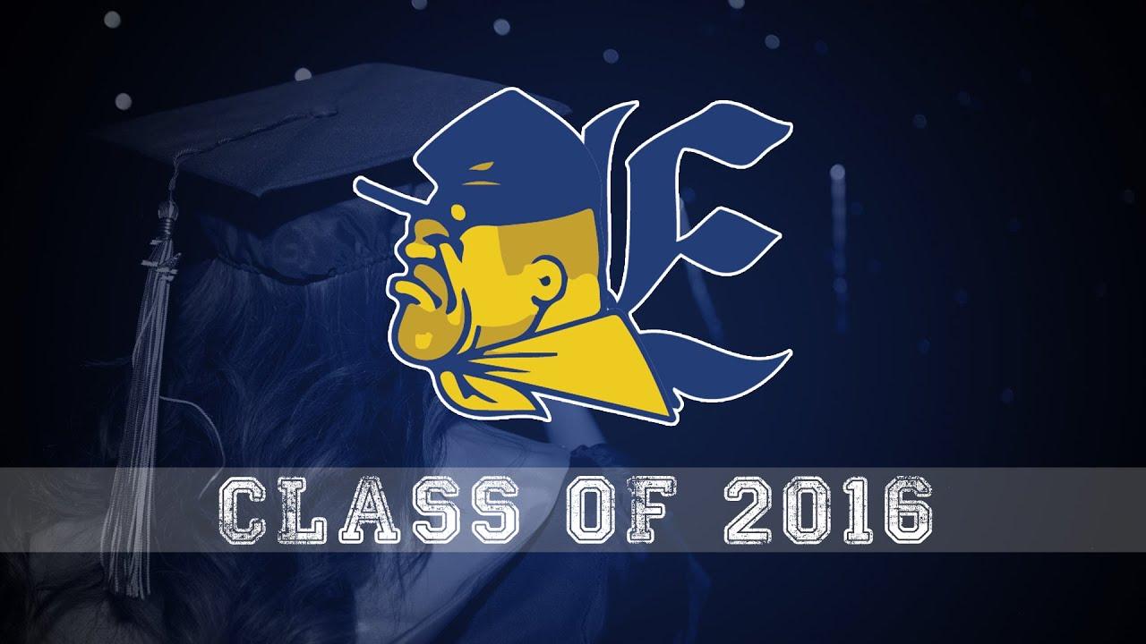 2016 Eastwood High School Graduation Ceremony - YouTube