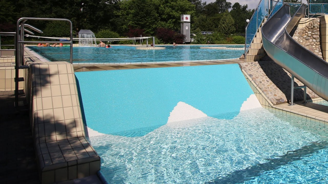 Beckenrutsche :: Fliesenrutsche | Waldschwimmbad Mrfelden ...