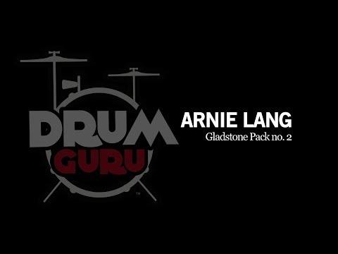 Drum Guru: Arnie Lang - Gladstone Technique Pack 2
