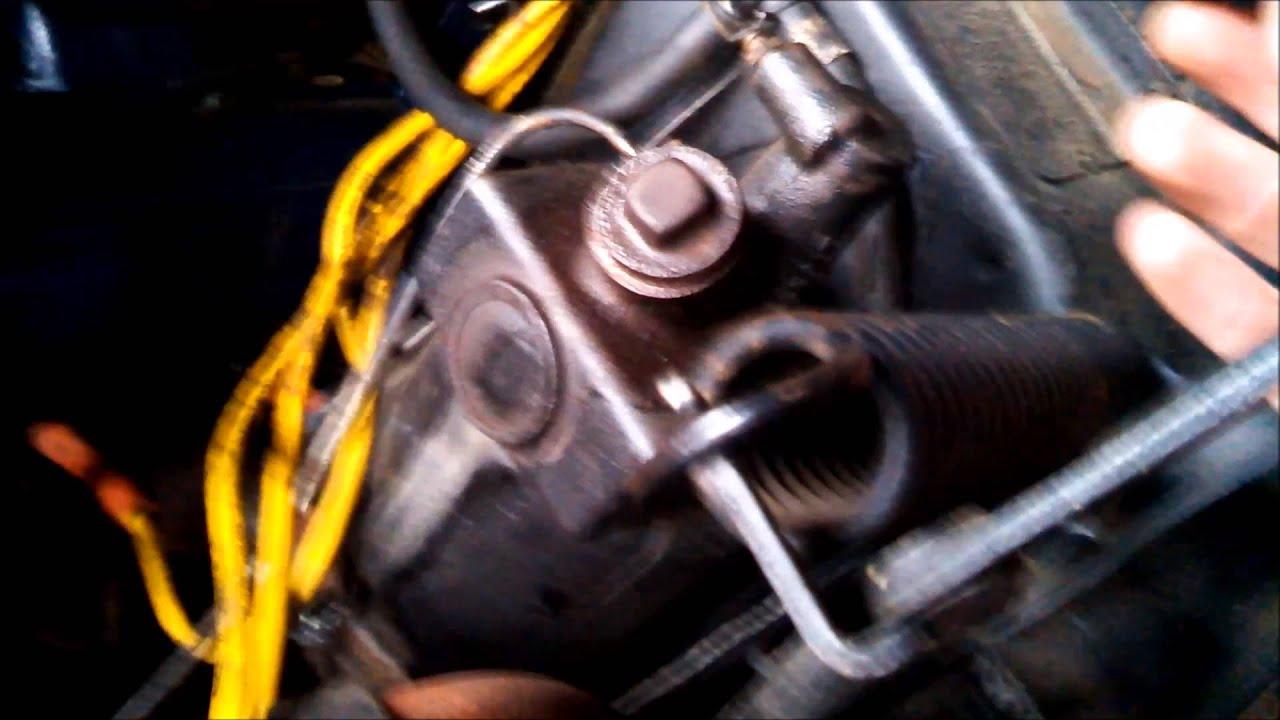 1958 Cadillac: Delco-Moraine Brake Booster Lubrication