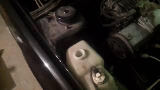 ВАЗ 2114 ЭиРСР (45). на холостых загорается индикатор давления масла (масленка)!ищем причину!